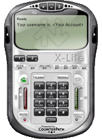 Configure your Xlite or Eyebeam Softphone