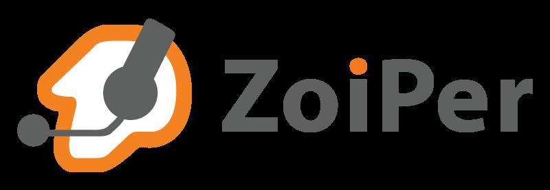 Softphone ZoiPer logo