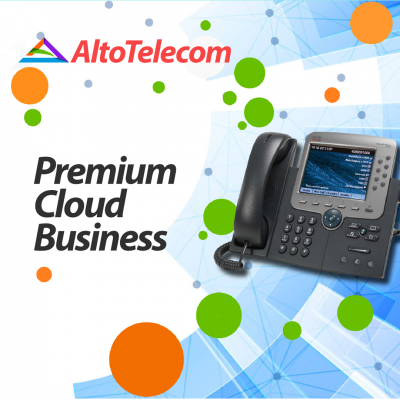 Premium cloud VoIP business